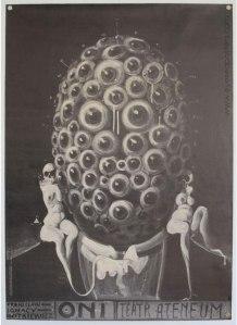 Vintage-Polish-Posters_Franciszek-Starowieyski_Oni